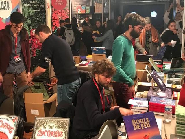 Colomiers. Le Festival de BD attire les foules