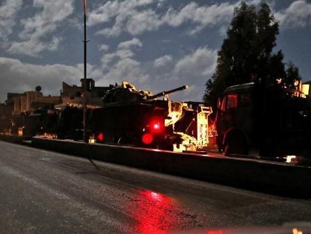 À Idleb, en Syrie, le régime en passe de reprendre le contrôle total d'une autoroute clé