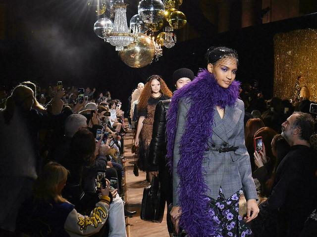 La Fashion week de New York retrouve du public et des couleurs