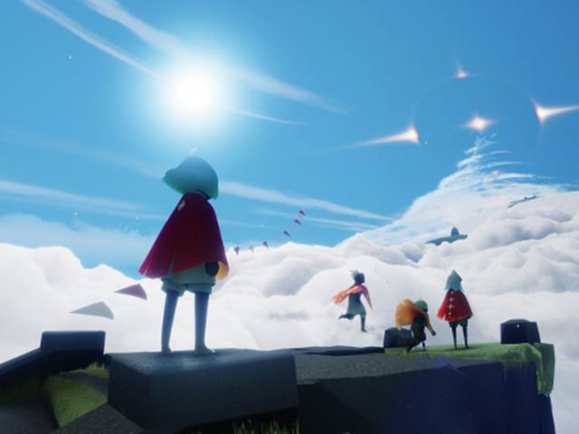 Sky (thatgamecompany) a enfin une date de sortie sur iOS (trailer E3)