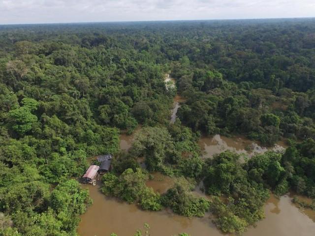 Au Pérou, le pape François se rend en Amazonie pour alerter sur l'environnement