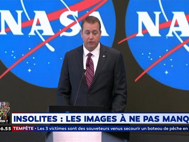 La Nasa annonce l'ouverture de la Station spatiale internationale au commerce