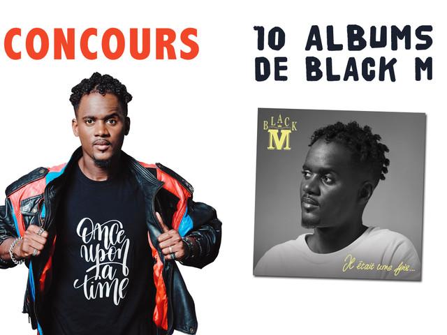 [CONCOURS] des albums de Black M à gagner