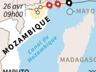 Kenneth dévaste la Grande Comore et fonce sur le Mozambique