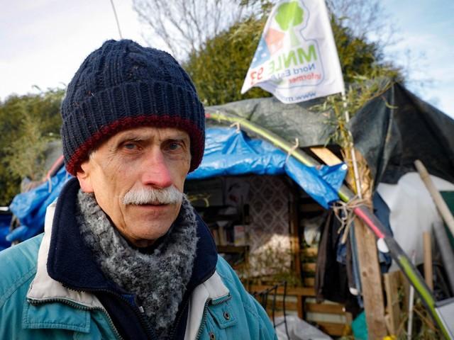 """Val-d'Oise: """"Notre marche a pour but d'aller à Matignon et ça nous est refusé"""", s'indigne le président du Collectif Pour le Triangle de Gonesse"""