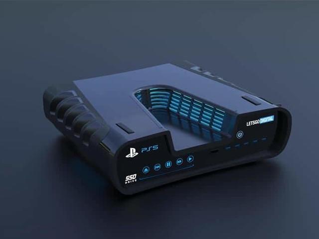 PS5 : ces rendus 3D du kit de développement font saliver d'envie