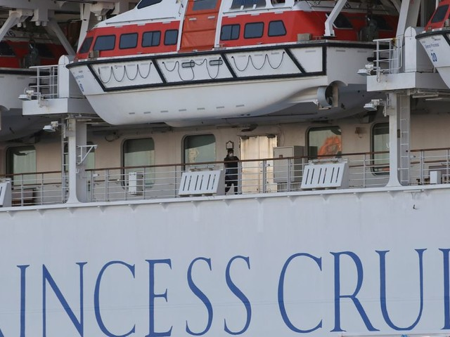 Coronavirus: comment les passagers du Diamond Princess peuvent se contaminer
