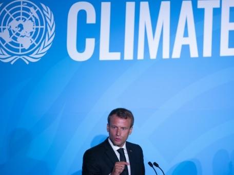 Climat, espèces, pollutions: l'environnement en France dans tous ses états