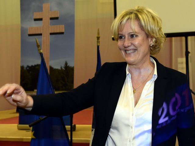 Nadine Morano remontée contre Quotidien, elle pousse un coup de gueule