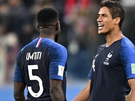 Equipe de France : Raphaël Varane dans l'histoire !