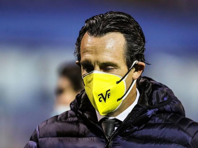 Villarreal : Emery très heureux d'offrir la première finale de l'histoire au sous marin jaune