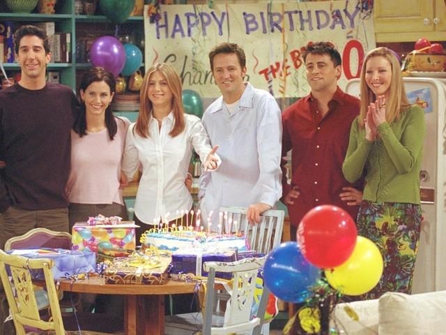 Série : Pour ses 25 ans, «Friends» arrive enfin au cinéma