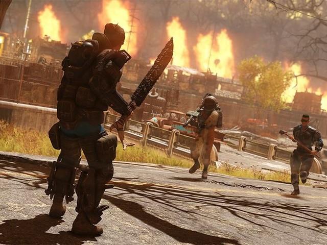 Fallout 76 : le décor de Morgantown sera ajouté mardi au mode Nuclear Winter