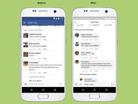 Des articles payants sur Facebook