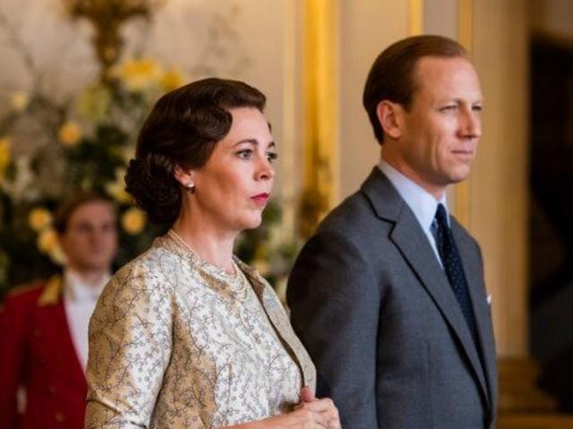 """""""The Crown"""" accusé de prendre trop de libertés avec les amours royales"""