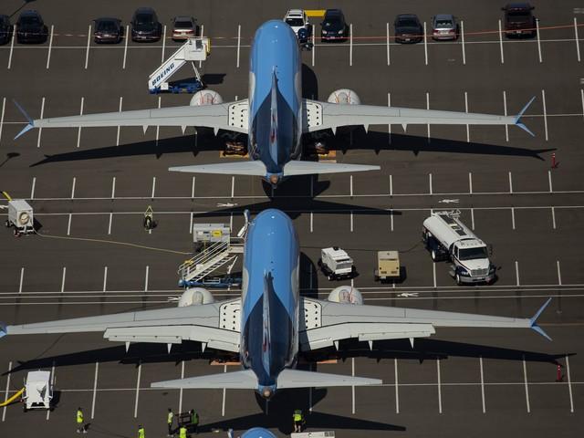 Des débris découverts dans les réservoirs des Boeing 737 MAX