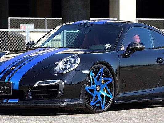 La Porsche 911 (991), ces modèles qui sortent de l'ordinaire !