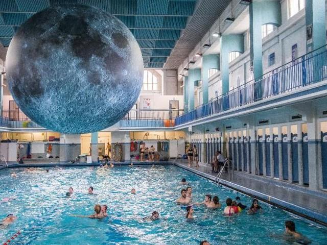 Rennes. La piscine Saint-Georges, la 8e plus belle du monde!