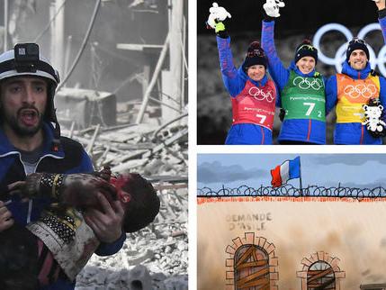 Asile, Tolbiac, Syrie, SNCF, Daphne: les infos àretenir cette semaine