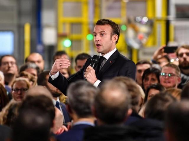 Moisson d'investissements pour Macron et le gouvernement qui accueillent 200 patrons du monde entier