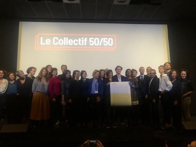 Assises 5050 : Signature d'une charte pour l'inclusion dans la production ciné/TV, mesures ...