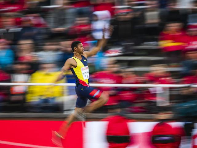 Mondiaux d'athlétisme: Echevarria, et que ça brille !