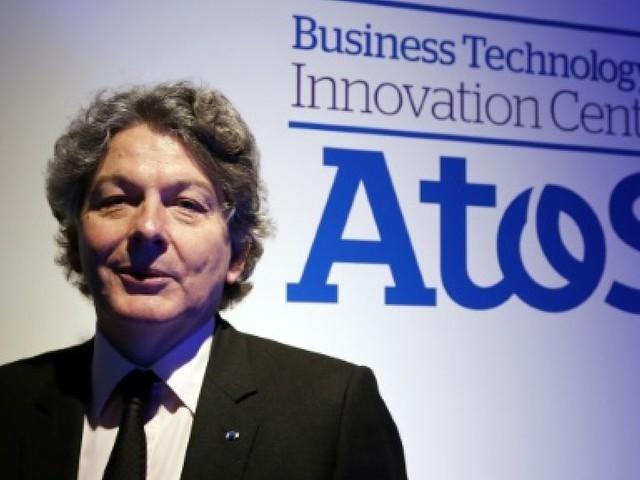 Atos veut s'offrir Gemalto pour créer un géant européen de l'informatique