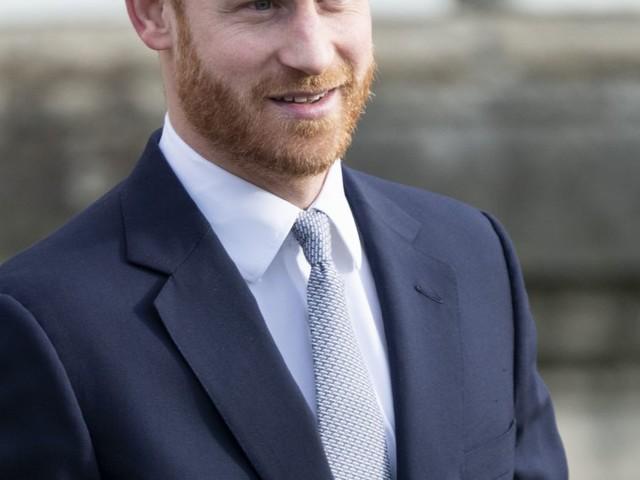 Prince Harry sauve les apparences pour sa première apparition depuis le Megxit