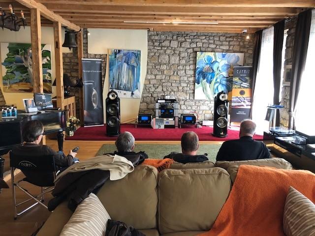 En visite : événement Les Artisans du Son, Mulhouse, Mercredi 16 Mai