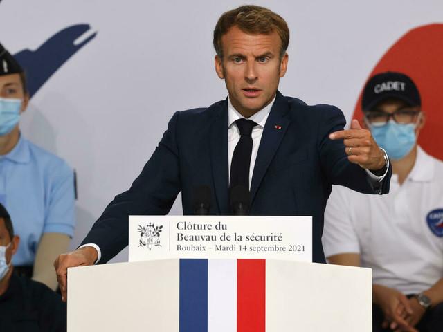 Présidentielle: Macron et Le Pen en tête, Zemmour à 11% (+1 point), selon un sondage