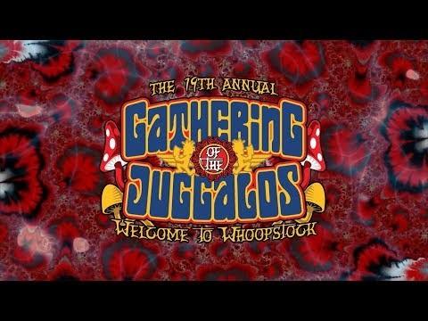 LeGathering Of The Juggalos, le festival de Insane Clown Posse (et des weirdos / redneck ricain) a...