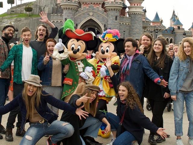 The Voice 7 à Disneyland Paris : Maëlle, Ecco, Hobbs et les talents ont tout donné pour Tout le monde contre le cancer (EXCLU)
