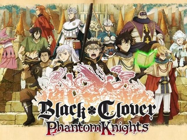 Black Clover Phantom Knights : le RPG-Action de Bandai Namco sortira en 2020 sur iOS (trailer)