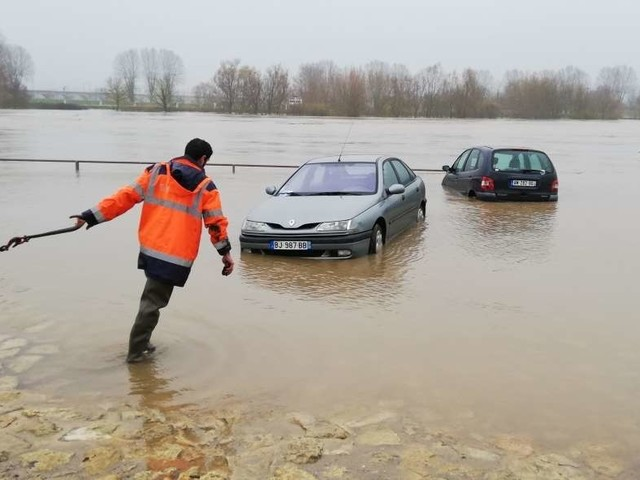 Sud-Gironde : attention à la montée des eaux