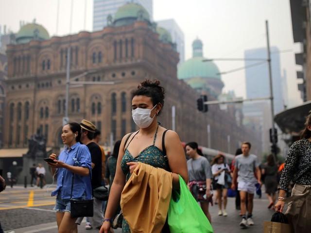 L'Est de l'Australie asphyxié par la fumée des incendies