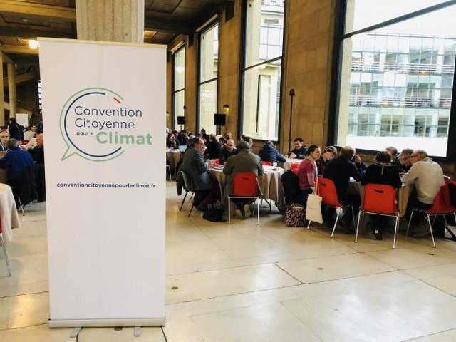 Convention pour le climat: «Tout le monde se bride»