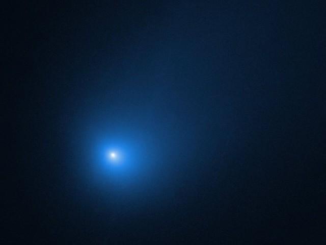 La comète Borisov est plus petite qu'imaginé