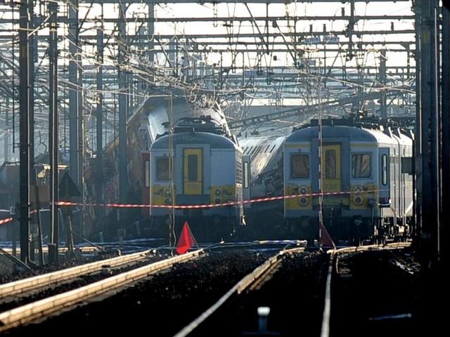 Catastrophe ferroviaire de Buizingen: une peine de trois ans de prison avec sursis requise à l'encontre du conducteur
