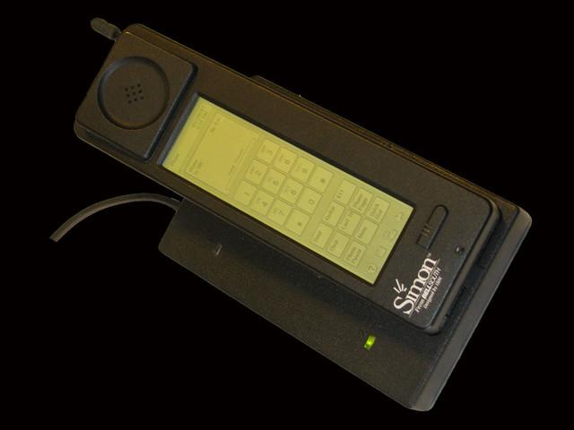 IBM Simon : le premier smartphone de l'Histoire