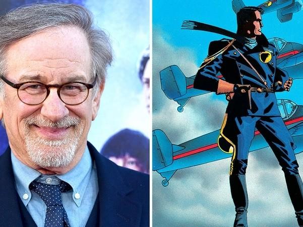 Steven Spielberg va réaliser un film DC Comics !