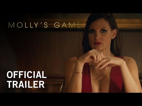 Molly's Game : la bande-annonce.