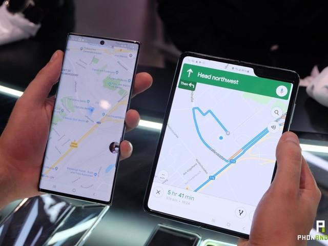 Samsung Galaxy Fold : nos premiers benchmarks du téléphone pliable