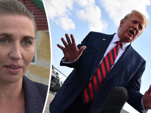 Trump veut acheter le Groenland: la réponse de la Première ministre danoise est plutôt claire (vidéo)