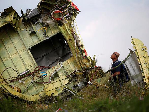 Le Parlement néerlandais appelle à enquêter sur le rôle de l'Ukraine dans le crash du MH17