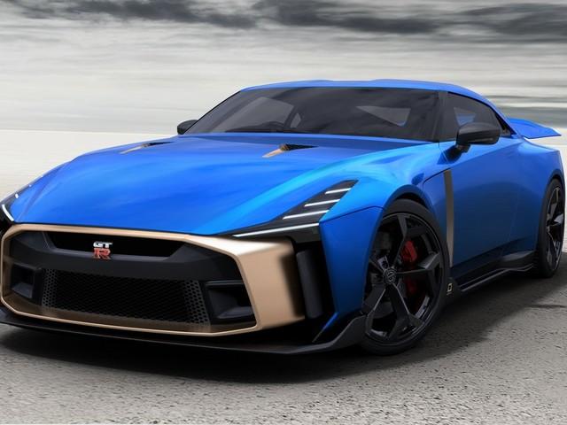 Nissan GT-R50 by Italdesign : production en série confirmée!