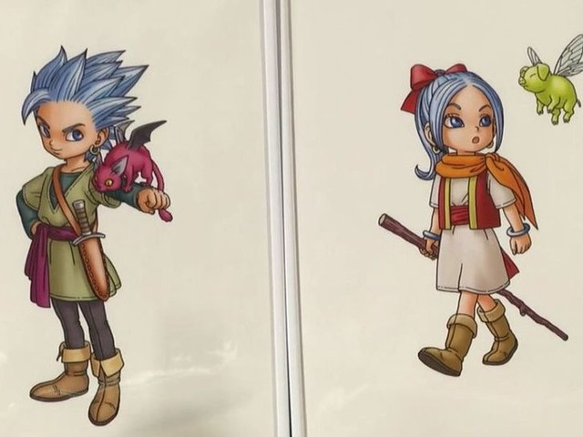Dragon Quest Monsters : Square Enix demande de la patience