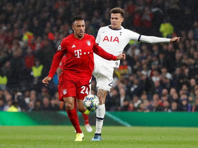 UEFA Champions League J2 / B : le Bayern se paye le luxe d'en mettre 7 au vice-champion d'Europe à la maison