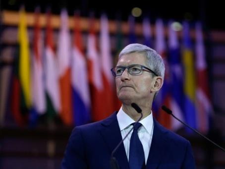 Le patron d'Apple veut donner la maîtrise de leurs données aux usagers