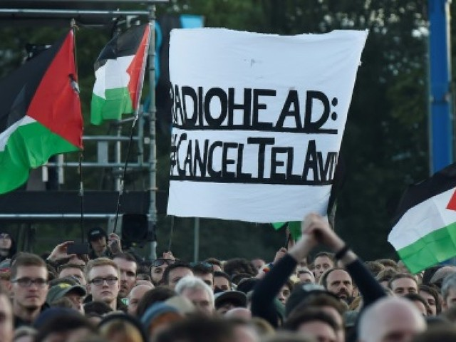 Radiohead maintient un concert en Israël malgré des appels au boycott