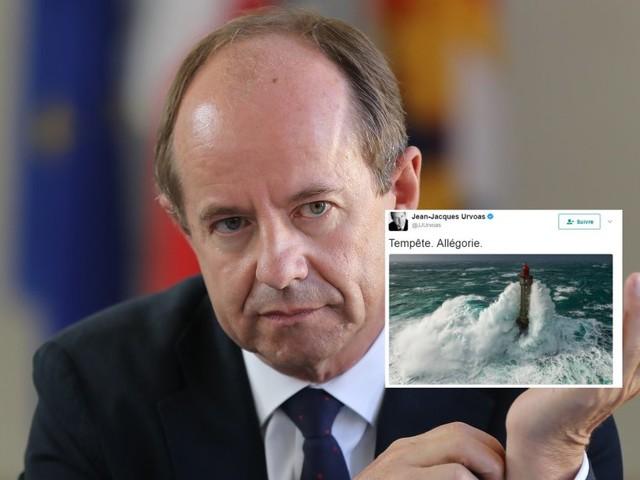 Résultats législatives 2017: Jean-Jacques Urvoas et son allégorie bretonne après la bérézina du PS